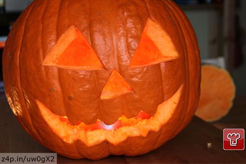 Come Fare Zucca Di Halloween.Come Fare La Zucca Di Halloween Myitalian Ricette Italiane