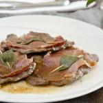 saltimbocca alla romana - My Italian Recipes