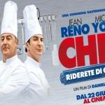 Commedia gastronomica chef