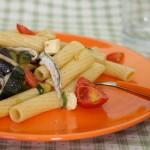 pasta fredda con alici - Ricettepercucinare.com