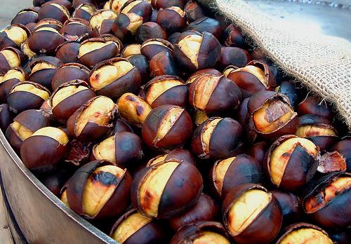 castagne-arrostite