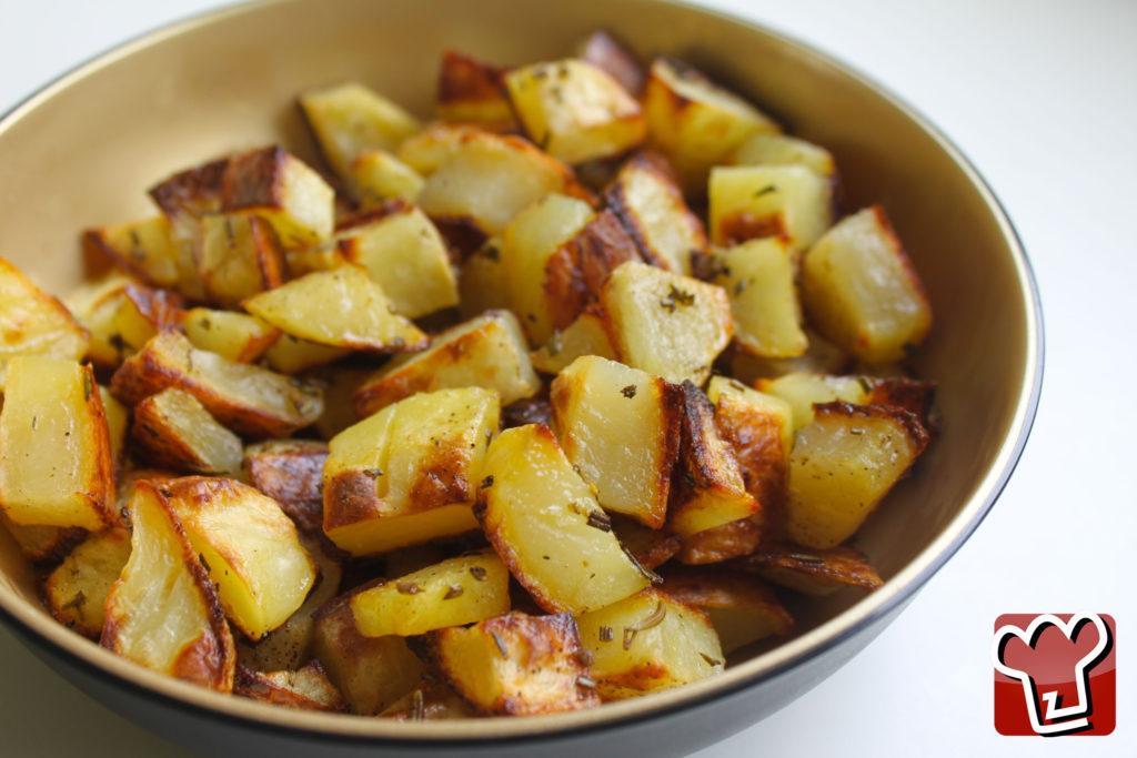 patate al forno - My Italian Recipes
