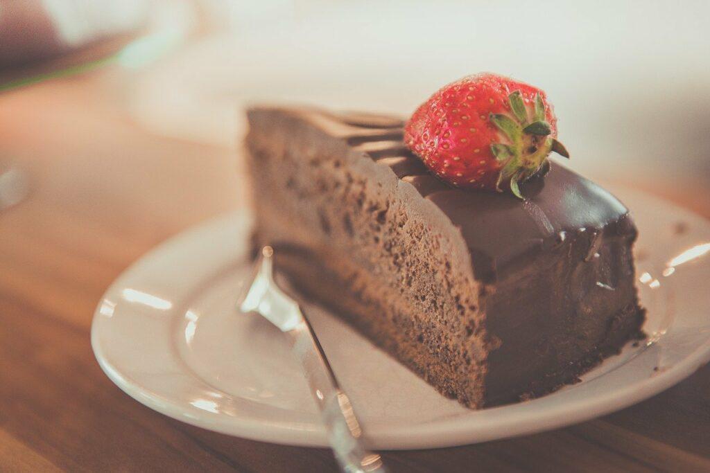 torta al cioccolato - my italian recipes