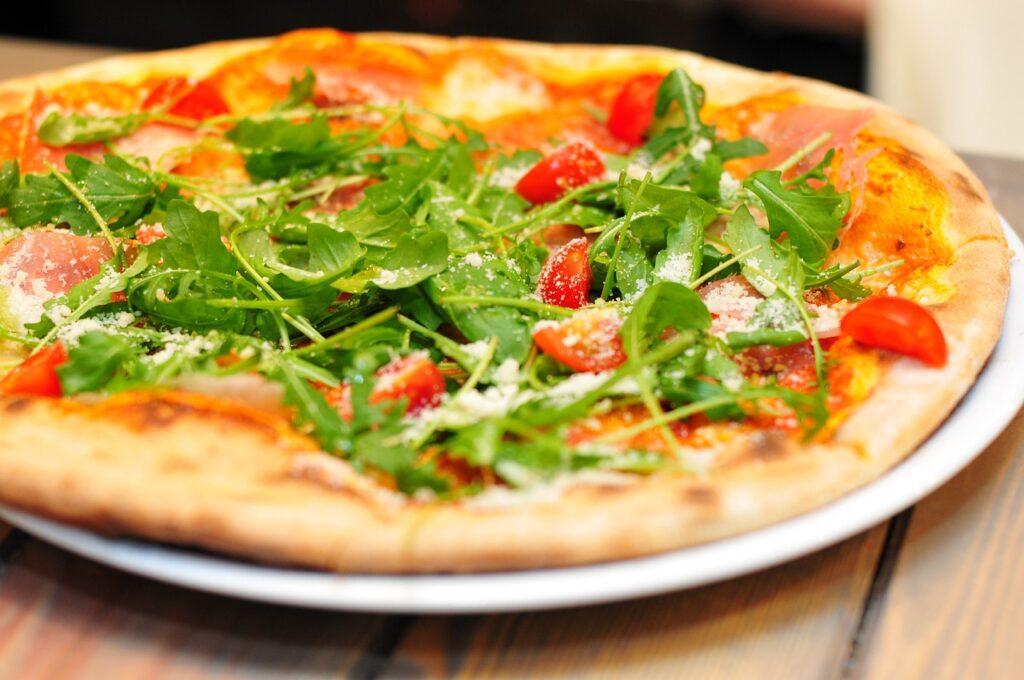 pizza senza lievitazione - My Italian Recipes