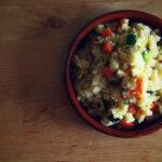 dieta con cous cous vegetariano -