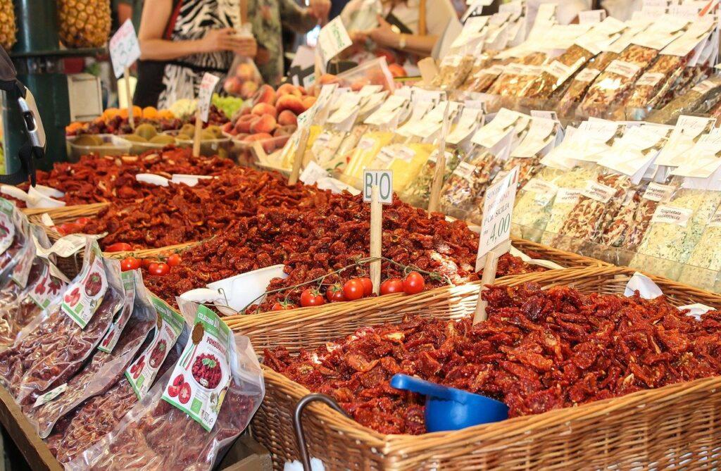 pomodori secchi ricetta pugliese - My Italian Recipes
