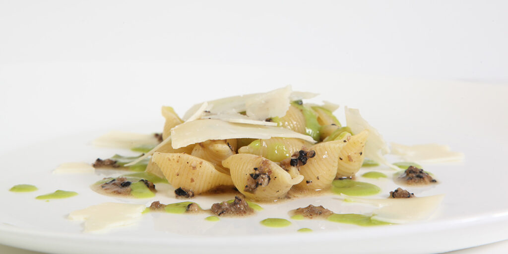 abissine o conchiglie rigate La Molisana - MyItalian.recipes